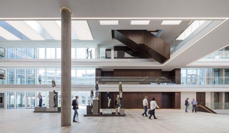 CF Møller and signs new Bestseller offices in Aarhus (Denmark)