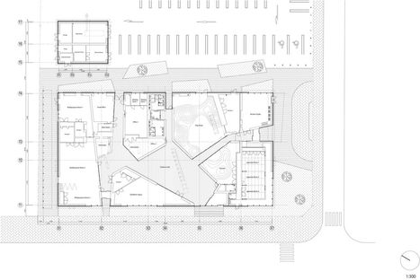Kengo Kuma designs Towada City Plaza community centre