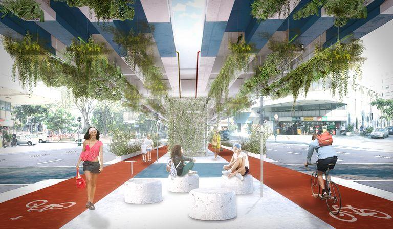 Visitare la San Paolo del futuro secondo lo studio Triptyque