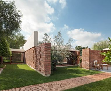 Mesura designs Casa IV in the countryside of Elche (Spain)