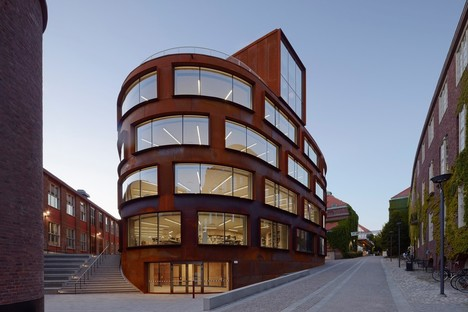 Tham & Videgård design the new Stockholm School of Architecture