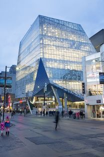 Snøhetta Ryerson University Student Learning Center Toronto