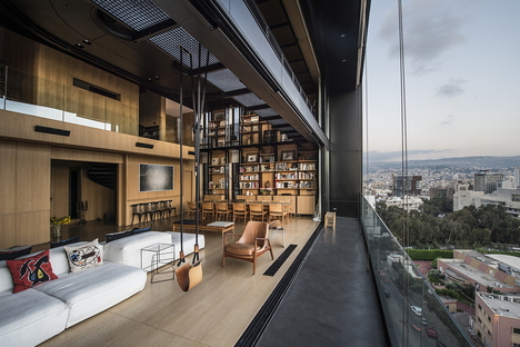 Bernard Khoury and the enigmatic NBK residence (2) in Beirut