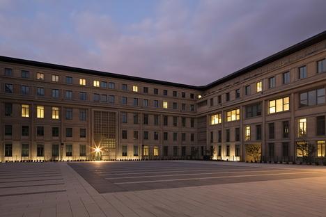 ANMA: Hexagone Balard defence department, Paris