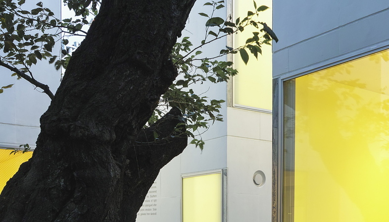 Chiba Manabu: Sugar Housing in an art gallery in Tokyo