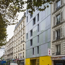 InSpace Architecture Paris: social housing and family centre