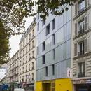 InSpace Architecture Paris: social housing and family centre
