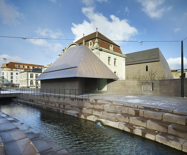 Herzog & de Meuron: Expansion of Unterlinden Museum in Colmar