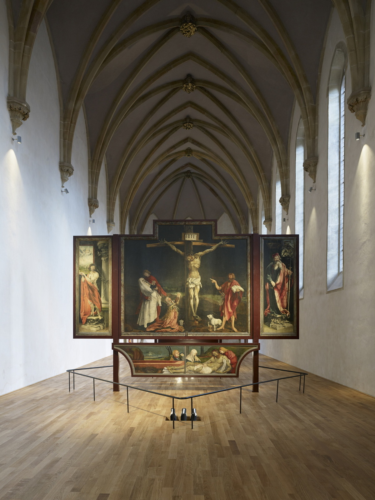 Herzog Amp De Meuron Expansion Of Unterlinden Museum In