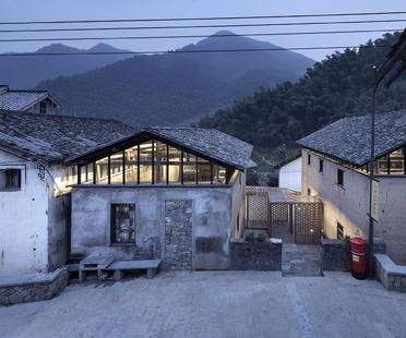 AZL Architects and Librairie Avant-Garde Tonglu, China