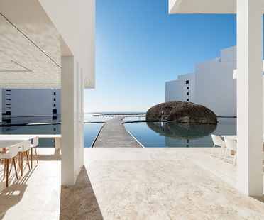 Miguel Ángel Aragonés: Mar Adentro hotel and residences in Mexico