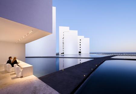 Miguel Ángel Aragonés: Mar Adentro hotel and residences in Mexico