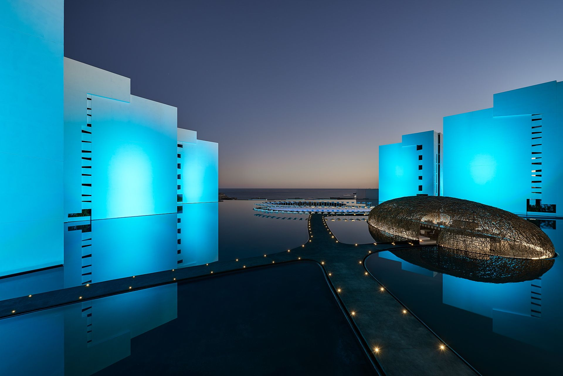 Miguel Angel Aragones Mar Adentro Hotel And Residences In