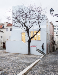 José Adrião and the Casa da Severa (Fado House) in Lisbon
