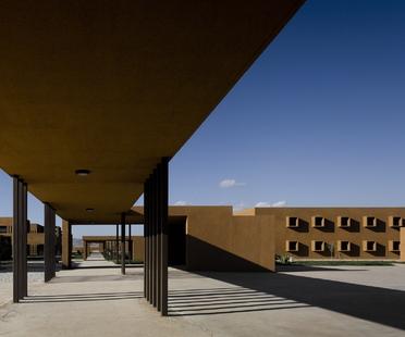 Technology School of Guelmin di Saad El Kabbaj Architecte