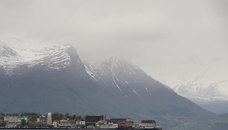RRA Reiulf Ramstad Arkitekter: Norwegian Mountaineering Centre