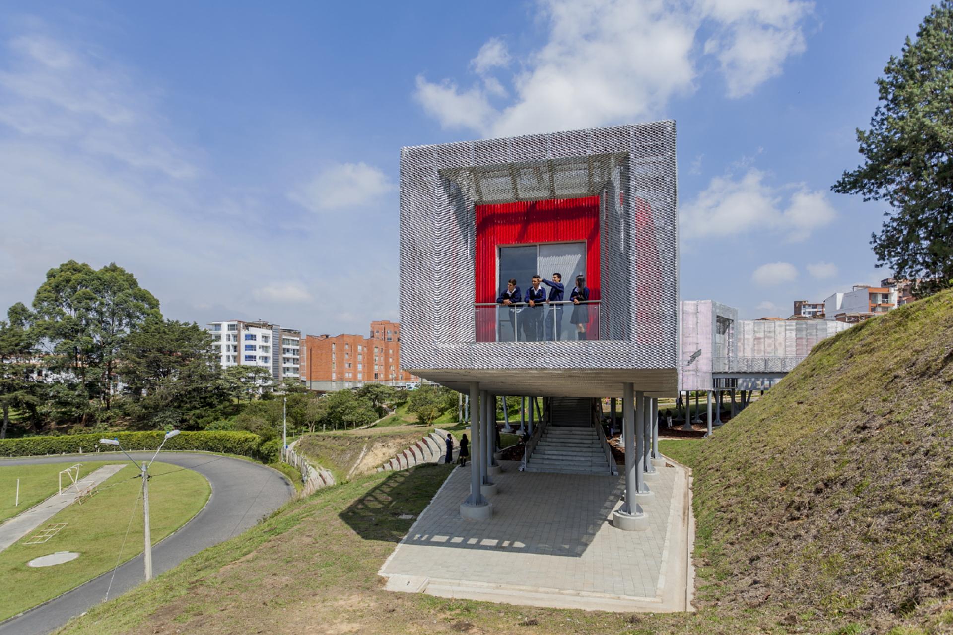 Giancarlo Mazzanti: Marinilla Educational Park Colombia