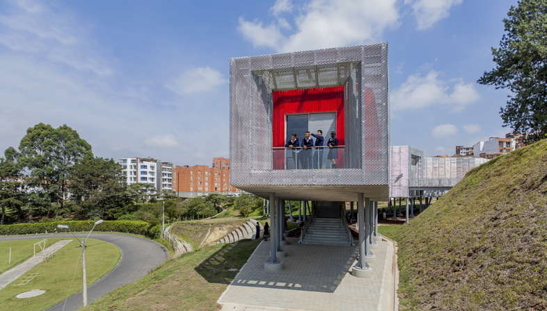 Giancarlo Mazzanti: Marinilla Educational Park Colombia