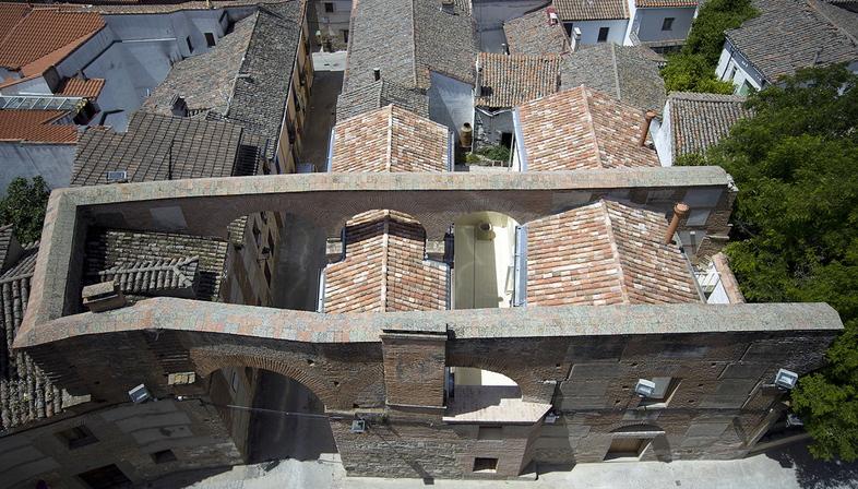 Paredes Pedrosa arquitectos: Due case a Oropesa