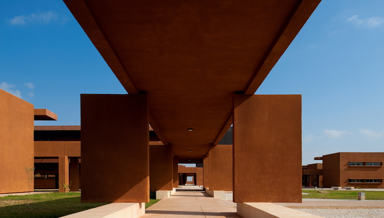 Siana Architects: Taroudant University di El Kabbaj