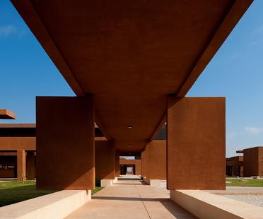 Siana Architects: Taroudant University di El Kabbaj