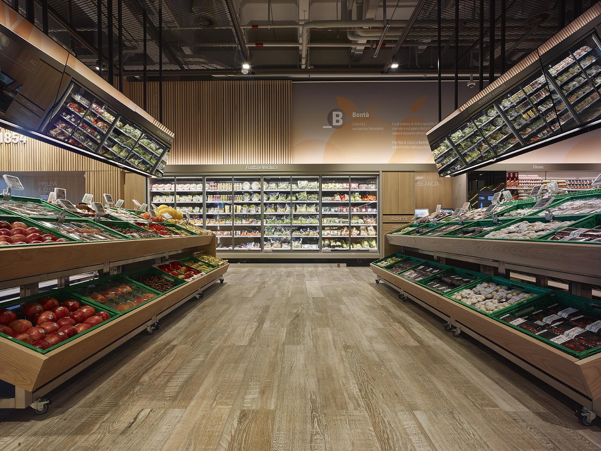 Area 17 INRES Carlo Ratti: Supermarket of the future Bicocca Milano