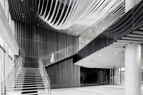 Kengo Kuma: new Hongkou Soho offices in Shanghai