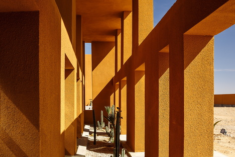 Laayoune Technology School by El Kabbaj - Kettani - Siana Architects