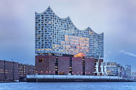 Herzog & De Meuron's Hamburg Elbphilharmonie