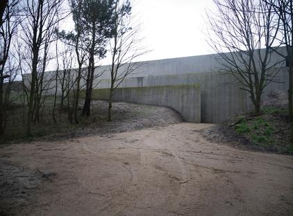 Coussée & Goris: visitor centre at Zwin Nature Park
