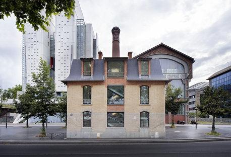 DATA architects renovates the maison du directeur for Semapa