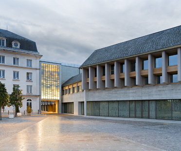 Linazasoro Sanchez: Troyes office and congress centre
