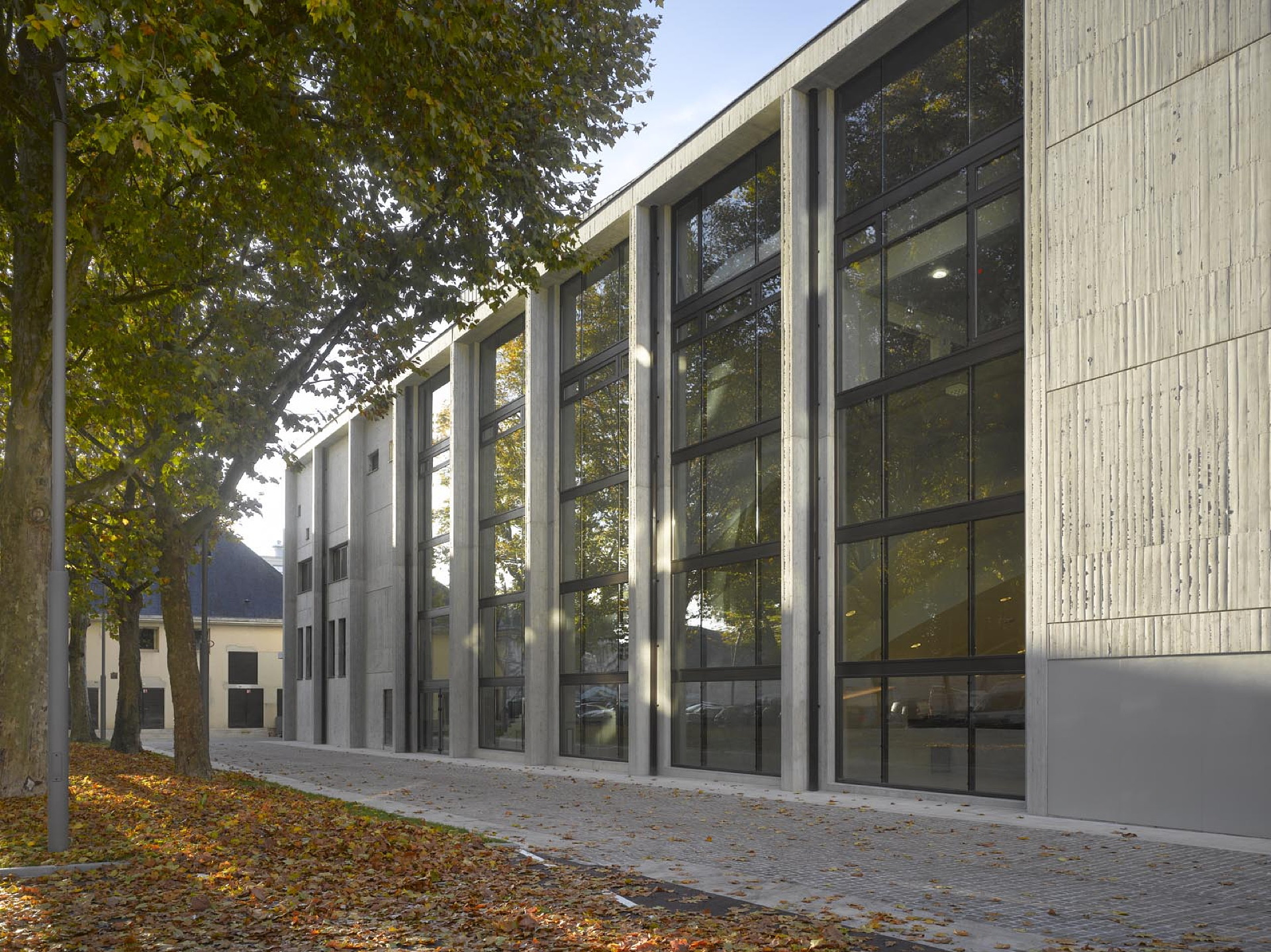 Troyes office © Roland Halbe