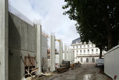 Troyes office © Nicolas Waltefaugle