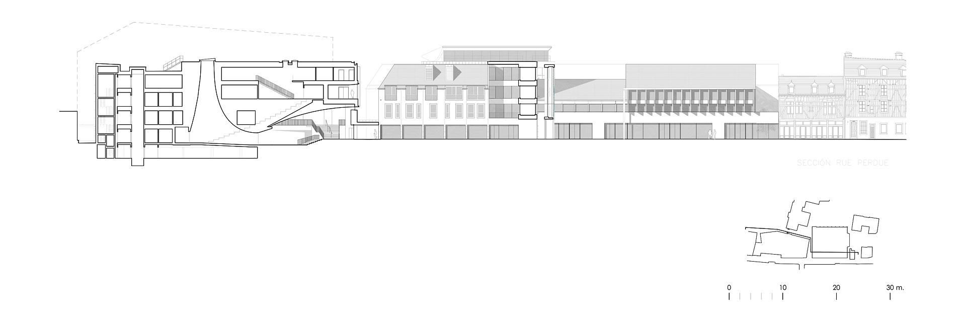 Linazasoro Sanchez: Troyes office and congress centre