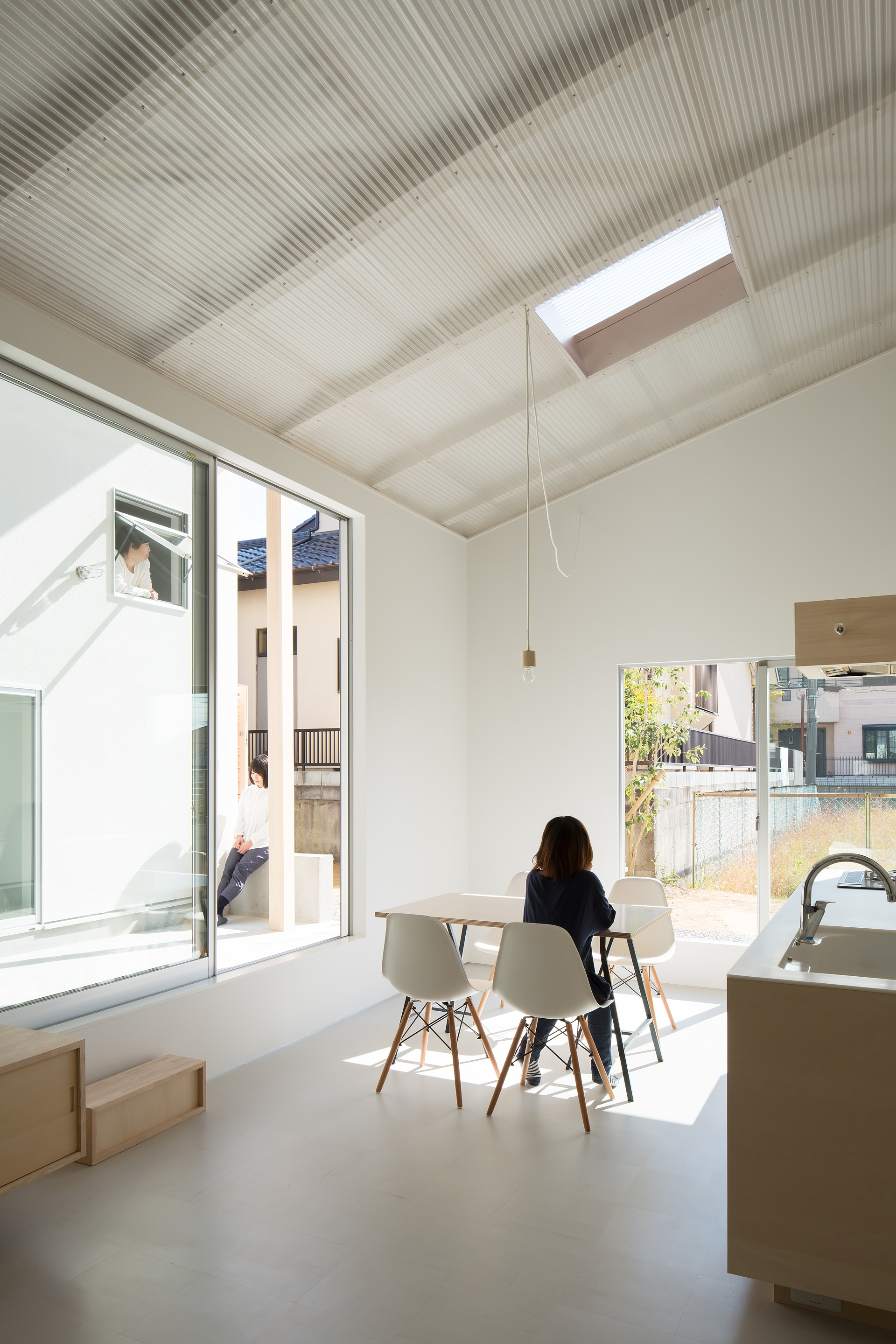 Beautiful Y+M Design Office And The Floating Roof House In Kobe
