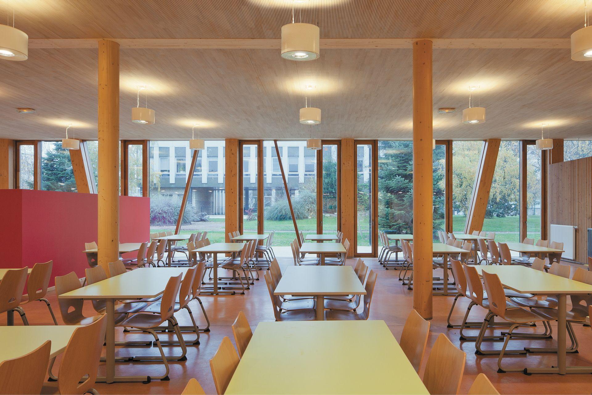 R2k Architectes Groupe Scolaire Pasteur In