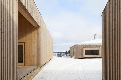 OOPEAA: Riihi house in Alajärvi (Finland)