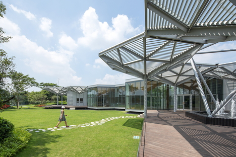 OPEN Architecture: a prototype of the HEX-SYS system in Guangzhou, China
