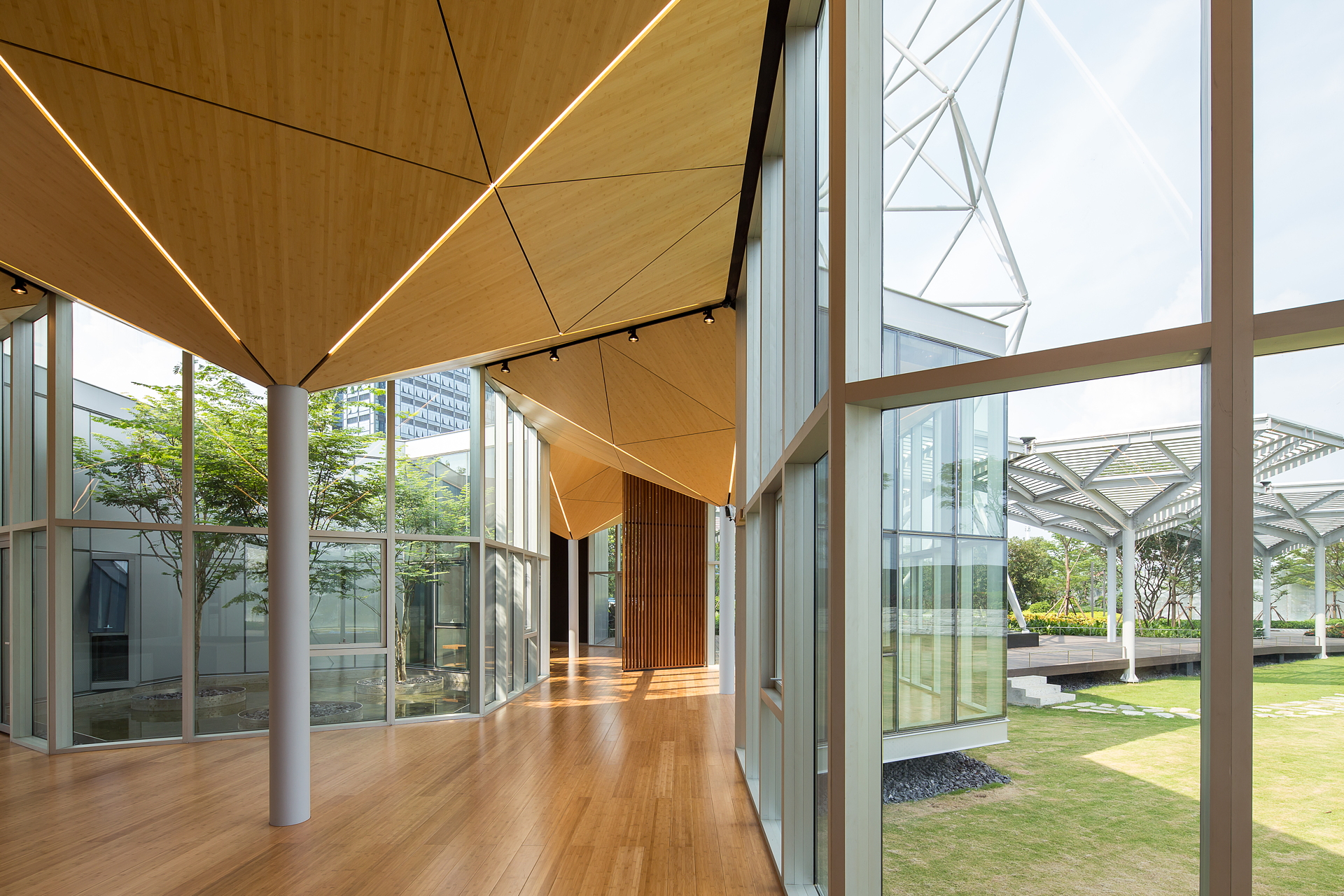 Bamboo Building Concept
