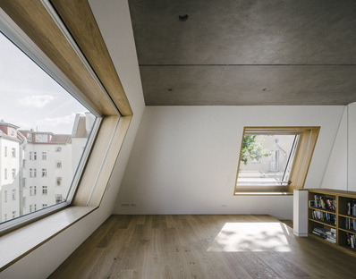 Barkow Leibinger: Prenzlauer Berg Apartment House, Berlin