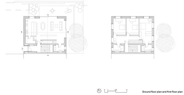 Barkow Leibinger: Prenzlauer Berg Apartment House, Berlin