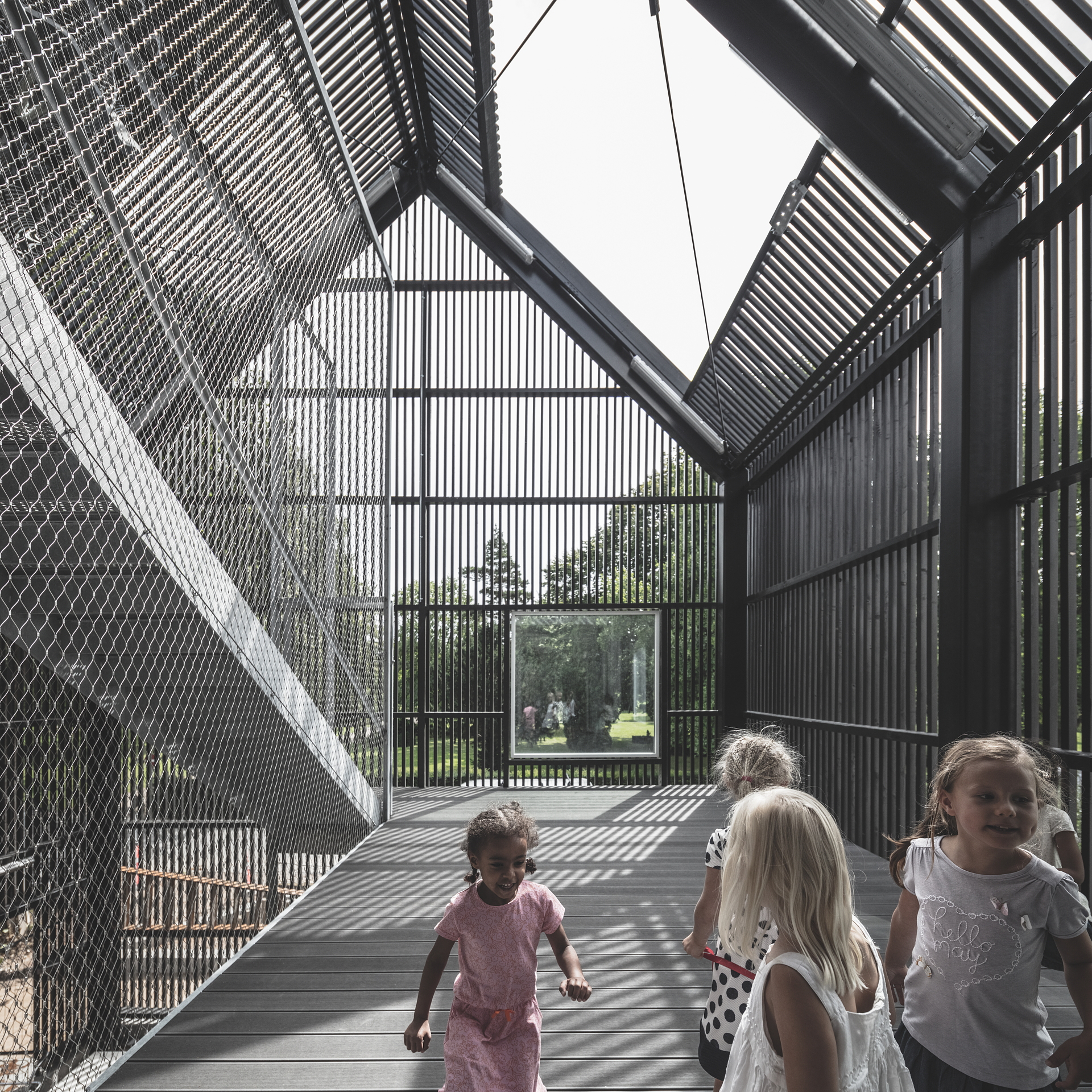 Cobe Frederiksvej Kindergarten The Preschool Designed By