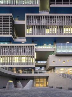 Open Architecture: Tsinghua Ocean Center Shenzhen, Cina