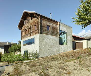 The Reynard Rossi-Udry home by Savioz Fabrizzi architectes in Ormône e4742a80b9c