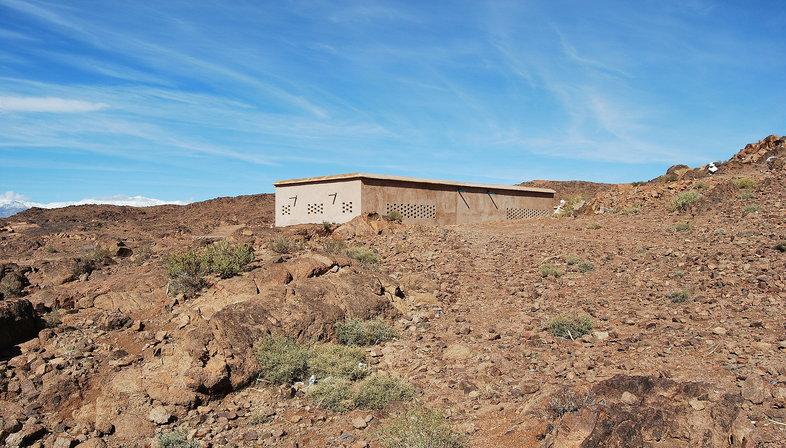 BC Architects: asilo di Ouled Merzoug, Marocco