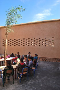 BC Architects: nursery school in Ouled Merzoug, Morocco