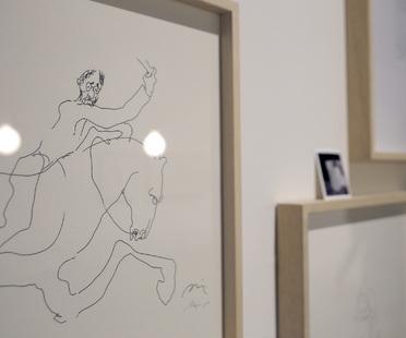 """Alvaro Siza. Viagem sem programa"" intervista ai curatori"