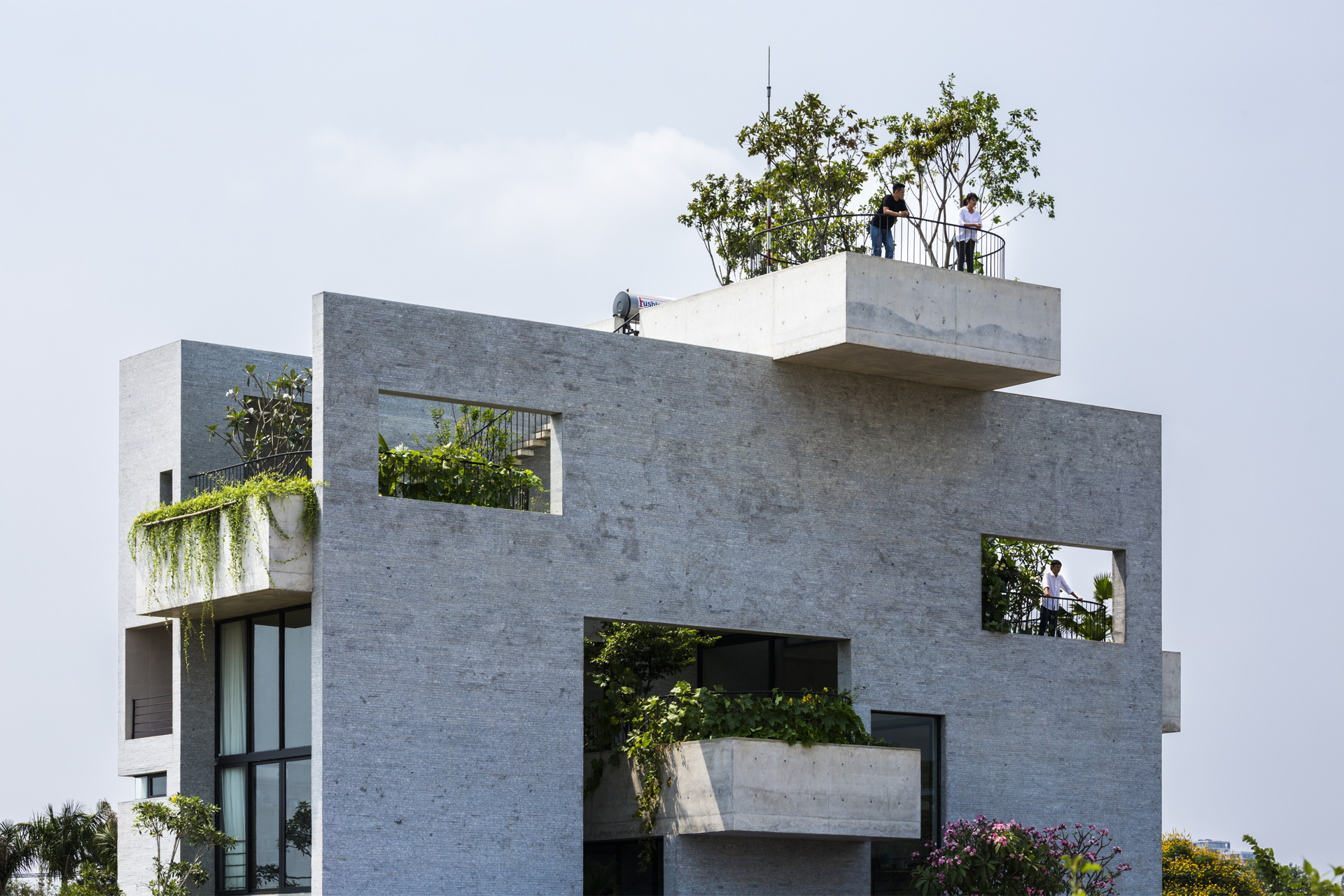 Vo Trong Nghia: The Bihn house and the transformation of Ho Chi Minh