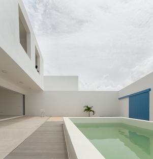José Adrião: housing complex in Praia do Estoril, Cape Verde